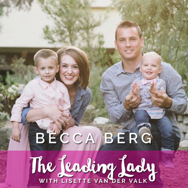 008. Celebrating your little victories with Becca Berg