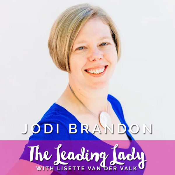 018. Writing and speaking your book with Jodi Brandon
